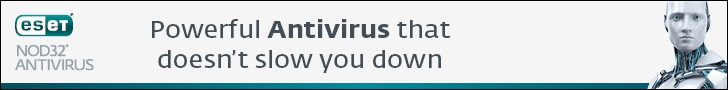 Virus removal NOD32 Antivirus